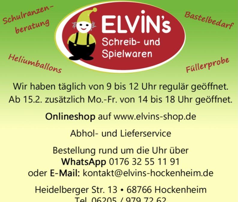 Service-Angebot: Schulranzen-Beratung und Füllerprobe mit Terminvereinbarung